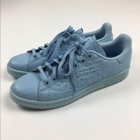 8331155e8b Adidas Stan Smith Sneakers Athletic Shoes Blue 9
